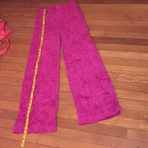 Etitwe by Anthropologie high waist corduroy pants
